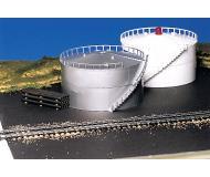модель Bachmann 46208 Operating Accessories - Oil Tank w/Diesel Horn. 12.1см диаметр