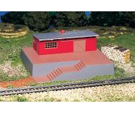 модель Bachmann 46209 Operating Accessories - Storage Building w/Steam Whistle Sound