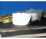 модель Bachmann 46212 Operating Accessories - Oil Tank w/Blinking Light. 12.1см диаметр