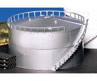 модель Bachmann 46901 Electric Diesel Horn Sound Unit in Oil Tank. Модель полностью собрана