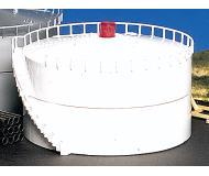 модель Bachmann 46903 Blinking Oil Tank. Модель полностью собрана