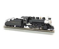 модель Bachmann 50612 Маневровый паровоз USRA 0-6-0 с дымогенератором. Принадлежность Baltimore & Ohio