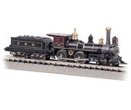 модель Bachmann 51114 Паровоз 4-4-0. Принадлежность Pennsylvania Railroad