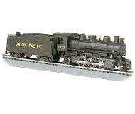 модель Bachmann 51501 Паровоз Baldwin 2-6-2 Prairie с дымогенератором. Принадлежность Union Pacific #1836