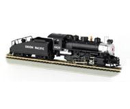 модель Bachmann 51601 Паровоз 0-6-0. Установлен цифровой декодер DCC и дымогенератор. Принадлежность Union Pacific #4439