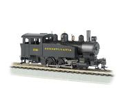 модель Bachmann 52104 Паровоз Porter 0-6-0T с декодером. Установлен цифровой декодер DCC. Принадлежность Pennsylvania Railroad #2780