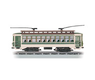 модель Bachmann 61043 Трамвай.