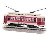 модель Bachmann 61090 Трамвай. Принадлежность Main Street