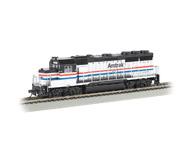 модель Bachmann 63518 Тепловоз EMD GP40. Принадлежность Amtrak #651 (Фаза III)