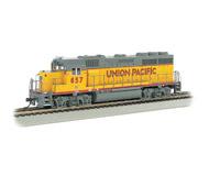 модель Bachmann 63528 Тепловоз EMD GP40. Принадлежность Union Pacific #657