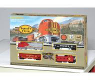 модель Bachmann 647 Santa Fe Flyer Train Set. Принадлежность Santa Fe