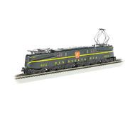 модель Bachmann 65201 Электровоз GG1. Принадлежность Pennsylvania Railroad #4912