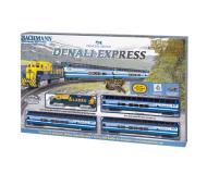 модель Bachmann 715 Princess Cruises Denali Express Train Set