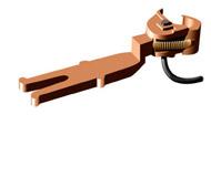 модель Bachmann 78035 Сцепки E-Z Mate Mark II с металлической фиксирующей пружинкой, аналог сцепки Kadee. Средний хвостовик с расположением головки сцепки по оси хвостовика для установки в NEM-шахты.  2 шт в упаковке. Блистер-набор из 12 комплектов (всего 24 сцепки), цена указана за 12 комплектов.