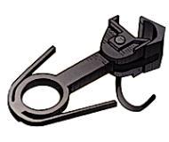 модель Bachmann 78105 Сцепки E-Z Mate Mark II с металлической фиксирующей пружинкой, аналог сцепки Kadee.  Center Shank Medium 25 пар (50 шт) в комплекте.
