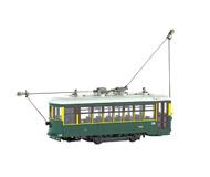 модель Bachmann 80201 Трамвай с декодером. Установлен цифровой декодер DCC. Серия Spectrum. Принадлежность Philadelphia