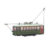 модель Bachmann 80203 Трамвай с декодером. Установлен цифровой декодер DCC. Серия Spectrum. Принадлежность Sacramento Northern