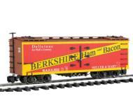модель Bachmann 93268 Wood Reefer. Принадлежность Berkshire Ham & Bacon #2032