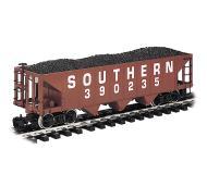 модель Bachmann 98204 Трехбункерный хоппер-вагон. Принадлежность Southern Railway