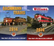 модель Bachmann 99814 Каталог Bachmann 2014 год