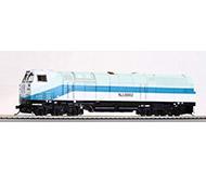 модель Bachmann CD00402 Тепловоз NJ2 #0002 Qinghai-Tibet Railroad