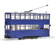 модель Bachmann CE00607 Трамвай, синяя окраска