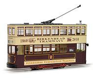 модель Bachmann CE00610 Трамвай 70 Birkenhead Corporation tramways. С двигателем