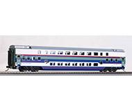 модель Bachmann CP00113 Двухэтажный пассажирский вагон 25YZ  Xian, #345600