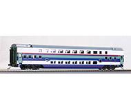 модель Bachmann CP00114 Двухэтажный пассажирский вагон 25YZ  Xian, #345601