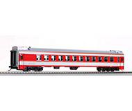 модель Bachmann CP01111 Пассажирский вагон YZ25G № 031018