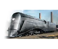 модель BLI 2842 Паровоз 4-6-4 Hudson. Установлен цифровой звуковой декодер, а также дымогенератор. Серия Paragon 3. Модель окрашена, но без принадлежности к какой-либо дороге. Модель была объявлена в 2015 году, но до сих пор так и не выпускается. BLI не будет производить этот локомотив, пока не будет набрано достаточное количество предварительных заказов для обоснования производства. Дата поставки неизвестна. Принимаются предварительные заказы.