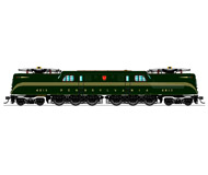 модель BLI 3441 Электровоз GG1. Установлен цифровой звуковой декодер. Серия Paragon 3. Принадлежность Pennsylvania Railroad #4840