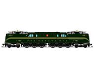 модель BLI 3442 Электровоз GG1. Установлен цифровой звуковой декодер. Серия Paragon 3. Принадлежность Pennsylvania Railroad #4802