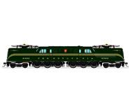 модель BLI 3443 Электровоз GG1. Установлен цифровой звуковой декодер. Серия Paragon 3. Принадлежность Pennsylvania Railroad #4825