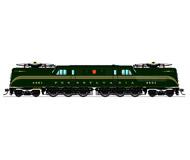 модель BLI 3444 Электровоз GG1. Установлен цифровой звуковой декодер. Серия Paragon 3. Принадлежность Pennsylvania Railroad #4801