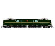 модель BLI 3445 Электровоз GG1. Установлен цифровой звуковой декодер. Серия Paragon 3. Принадлежность Pennsylvania Railroad #4816