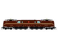 модель BLI 3448 Электровоз GG1. Установлен цифровой звуковой декодер. Серия Paragon 3. Принадлежность Pennsylvania Railroad #4856
