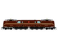 модель BLI 3449 Электровоз GG1. Установлен цифровой звуковой декодер. Серия Paragon 3. Принадлежность Pennsylvania Railroad #4857