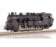 модель BrassTrains 15016-95 Паровоз формулы 0-10-0 JNR 4110 Японских железных дорог. Производство MICRO CAST MIZUNO, Япония  Точный масштаб 1:80, для использования на стандартных рельсах масштаба H0. Нет сцепок - имеется место для установки стандартных сцепок Kadee, например, номер 5. Табличка с номером приклеена бывшим владельцем не аккуратно - видны следы клея. В родной коробке. Движение шумное, желательна смазка и обкатка - паровоз хранился в коробке без эксплуатации. Дополнительные фото:  <br> <a href='http://railwaymodel.ru/shop/brasstrains/mimg/15016-95-1.jpg' onclick='return hs.expand(this)'><img src='http://railwaymodel.ru/shop/brasstrains/tmimg/15016-95-1.jpg' height='50' width='50' border=1 alt='MICRO CAST MIZUNO 0-10-0 JNR 4110' title='MICRO CAST MIZUNO 0-10-0 JNR 4110'></a> <a href='http://railwaymodel.ru/shop/brasstrains/mimg/15016-95-2.jpg' onclick='return hs.expand(this)'><img src='http://railwaymodel.ru/shop/brasstrains/tmimg/15016-95-2.jpg' height='50' width='50' border=1 alt='MICRO CAST MIZUNO 0-10-0 JNR 4110' title='MICRO CAST MIZUNO 0-10-0 JNR 4110'></a> <a href='http://railwaymodel.ru/shop/brasstrains/mimg/15016-95-3.jpg' onclick='return hs.expand(this)'><img src='http://railwaymodel.ru/shop/brasstrains/tmimg/15016-95-3.jpg' height='50' width='50' border=1 alt='MICRO CAST MIZUNO 0-10-0 JNR 4110' title='MICRO CAST MIZUNO 0-10-0 JNR 4110'></a> <a href='http://railwaymodel.ru/shop/brasstrains/mimg/15016-95-4.jpg' onclick='return hs.expand(this)'><img src='http://railwaymodel.ru/shop/brasstrains/tmimg/15016-95-4.jpg' height='50' width='50' border=1 alt='MICRO CAST MIZUNO 0-10-0 JNR 4110' title='MICRO CAST MIZUNO 0-10-0 JNR 4110'></a> <a href='http://railwaymodel.ru/shop/brasstrains/mimg/15016-95-5.jpg' onclick='return hs.expand(this)'><img src='http://railwaymodel.ru/shop/brasstrains/tmimg/15016-95-5.jpg' height='50' width='50' border=1 alt='MICRO CAST MIZUNO 0-10-0 JNR 4110' title='MICRO CAST MIZUNO 0-10-0 JNR 4110'></a> <a href='http://railwaymode