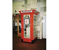 модель Brawa 5448 Телефонная будка Typ FH 32.