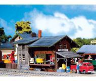 модель Faller 120154  Güterbahnhof ländlich