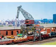"""модель Faller 120163 Gantry Crane. Набор для сборки (KIT) -- 5-5/8 x 3-1/2 x 9-7/8""""  14.4 x 9 x 25см."""