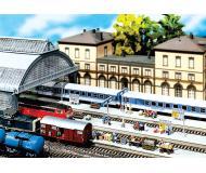 модель Faller 120197 Bahnsteigverlängerung zu 120199