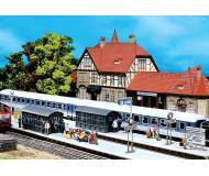 модель Faller 120203 Bahnsteigverlängerung zu 120191