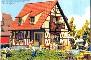 модель Faller 130207  Жилой дом для одной семьи, размер 115 x 95 x 115 мм