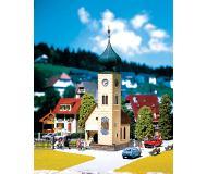 модель Faller 130238 Kirche m. 3 versch. Dächern