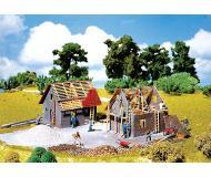 модель Faller 130246 Строящийся дом