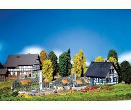 модель Faller 130253 Gärtnerei m. Wohnhaus
