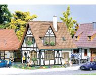 модель Faller 130257 Einfamilienhaus mit Fachwerk