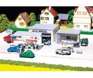 модель Faller 130296 Tankstelle mit Waschhalle